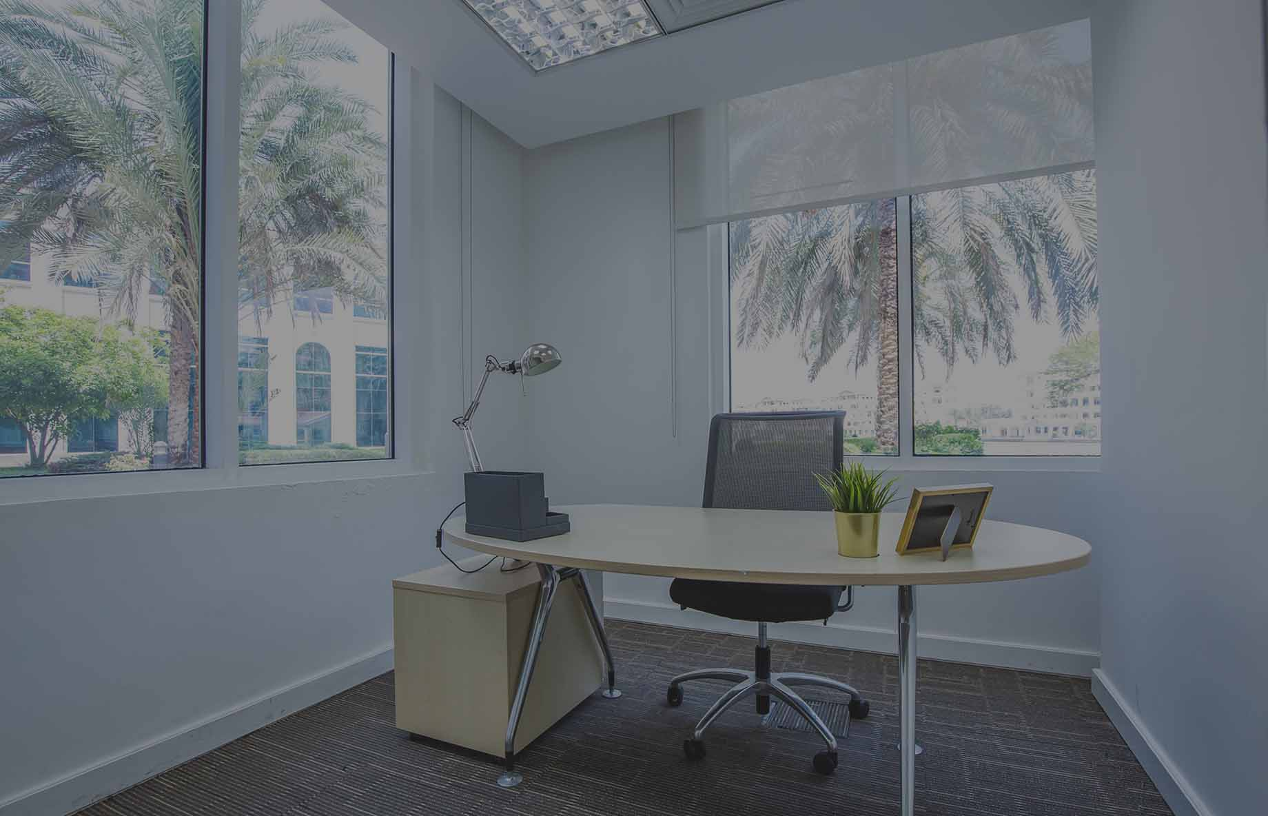 Private offices in Dubai